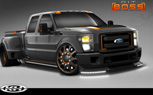 Ford to Debut Seven Custom F-Series Trucks at SEMA