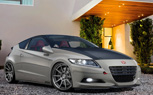Fortune Motorsports and Tjin Edition Honda CR-Z Revealed Ahead of SEMA