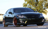 Fox Marketing Lexus LS600hL Revealed Ahead of SEMA