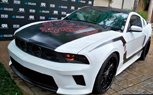 Galpin and DUB Build Ford Mustang For Tony Hawk Stand Up for Skateparks Auction