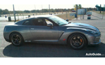 AMS Nissan GT-R Hits New Quarter Mile Record: 9.192 @ 163.12-mph