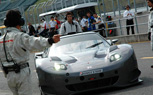 Honda NSX Hybrid Undergoes Testing For 2012 Super GT Series