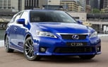 Lexus CT200h F-Sport Debuts at Australian International Auto Show