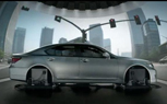 Lexus Driving Simulator On Display In New Commercial
