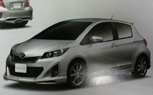 2012 Toyota Yaris/Vitz Revealed in Leaked Dealer Brochure