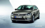 Volkswagen To Offer Stretched Passat For Chinese Market