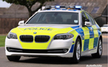 UK Police Fleet Now Populated by BMW Models