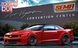 Raging Bull Widebody Camaro Heading to SEMA