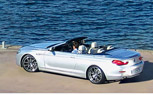 2012 BMW 6 Series Cabriolet Revealed in Spy Photo and Creative Photoshop