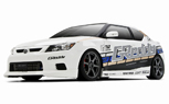 Scion's SEMA Lineup Highlights All-New 2011 tC