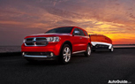 2011 Dodge Durango Images Released