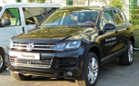 2011 Volkswagen Touraeg Hybrid Priced At $60,565