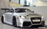 Audi TT RS Race Car Gets DTM Style