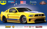 WD-40 and SEMA Cares Team Up To Build 2011 Ford Mustang GT