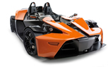 Report: KTM X-Bow Will Underpin New Mid-Engine Abarth