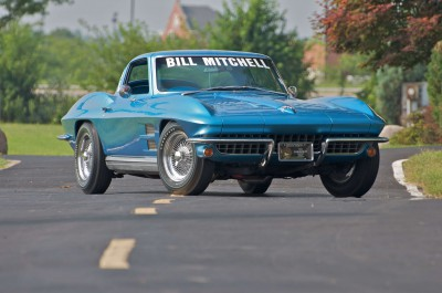 1964 Bill Mitchell Corvette