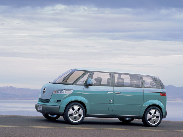 Volkswagen Microbus Rumors Surface Yet Again