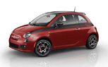 U.S.-Spec Fiat 500 Initially Being Offered in Red, White and… Grey