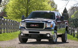 GMC Sierra Heavy Duty Concept Headed to Detroit Auto Show