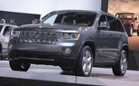 Jeep Grand Cherokee-Based Maserati SUV Comfirmed for Production