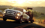 Ford F-Series Super Duty Represents Half of Heavy Duty Truck Sales