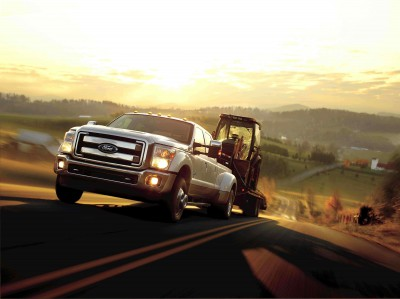 The 2011 Ford Super Duty