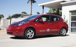 Nissan Leaf Wins Car of the Year Award in Europe