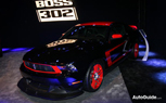 2012 Ford Mustang Boss 302 To Come With Special Key For Track Days