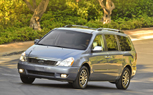 2011 Kia Sedona Updated With New Styling, Engine