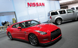 LA 2010: 2012 Nissan GT-R; 530-HP and 0-60 in Under 3.0 Seconds [Video]