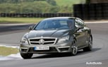 LA 2010: Mercedes-Benz CLS63 Is The World's Hottest Sedan [Video]