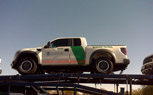 U.S. Border Patrol Special Orders a Fleet of Ford F-150 Raptors