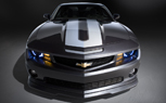 SEMA 2010: Chevy Announces Synergy Series Camaro Line With New Cyber Gray Show Car