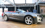LA 2010: Chevy Camaro Convertible – First Live Photos [Video]