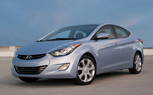 2011 Hyundai Elantra Officially Revealed With Stunning New Look, 40-MPG