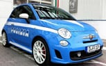 Fiat 500 Abarth Police Car Headed to Essen Motor Show