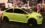 SEMA 2010: Ford Focus RS Is Ken Block's Personal Car