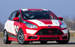 LA 2010: Ford Focus Race Car Concept is Headed to a Track Near You [Video]