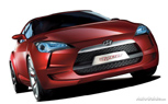 Hyundai Veloster to Debut at Detroit Auto Show, Accent in New York