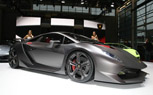 "Lamborghini Sesto Elemento ""For Track Use Only"""
