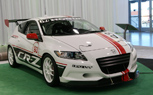 SEMA 2010: Honda HPD CR-Z Racer Gets a Turbo and Push-to-Pass Hybrid Boost