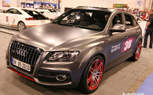 SEMA 2010: Widebody Audi Q5 Custom Concept Trades 2.0T for Supercharged 3.0L