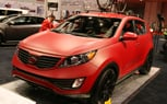 SEMA 2010: Kia Reveals Dueling 'Work' and 'Play' Sportages at SEMA