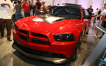 SEMA 2010: Redline Dodge Charger Highlights Mopar Parts in One Mean Package