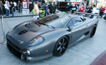 SEMA 2010: Matte-Grey Jaguar XJ220 is Not a Wrap