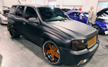 Matte-Black Cars of the 2010 SEMA Show [Gallery]