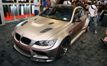 SEMA 2010: Vorsteiner M3 Widebody Gets Wraptivo Wrap for SEMA