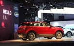 LA 2010: Range Rover Evoque 5-Door Debuts in Los Angeles, Priced from $45,000