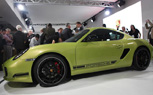 LA 2010: Porsche Cayman R World Premiere; Priced from $66,300 [Video]