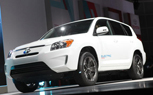 LA 2010: Toyota RAV4 EV; 35 Test Models Being Built With 2012 Target for Retail Sales [Video]